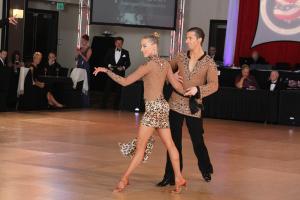 Mario and Mary Dancing Cha Cha