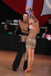 Mario and Mary in Paso Doble